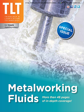 Metalworking Fluids: TLT Best Practices Series