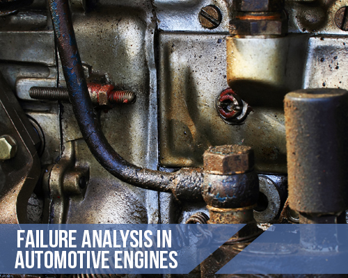 Failure Analysis in Automotive Engines (Recording)