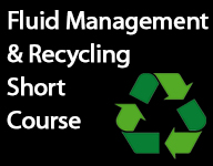 Fluid Management and Recycling Short Course